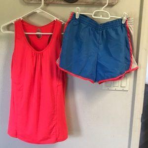 Shorts Set